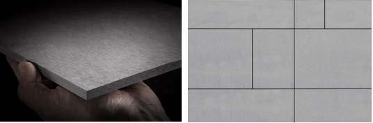 L'esthétique des façades SKALA n'ont d'égal que la performance du matériaux qui la compose.